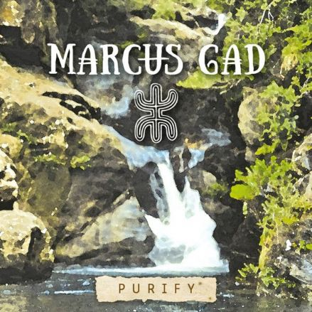 Marcus Gad - Purify (Baco Records) LP